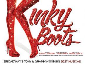 Award-winning musical, Kinky Boots is coming to Manila