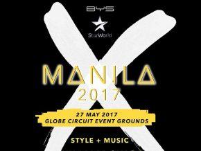 Manila X Festival 2017