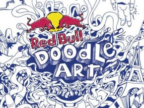 Red Bull Doodle Art 2017 in the Philippines
