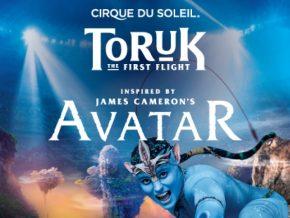 'Cirque du Soleil presents Toruk – The First Flight' in Manila