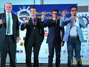 EPBN Hosts First European Food Festival in the Philippines