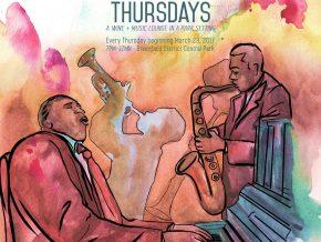 Jazz Fest Thursdays at Greenfield District, Mandaluyong