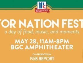 McCormick Flavor Nation Festival in BGC