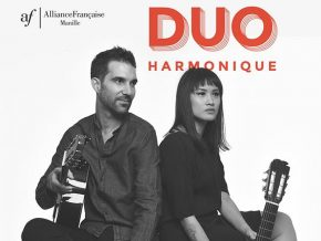 Duo Harmonique's last concert in Manila on May 31