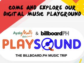 Ayala Malls, BillboardPH to Launch The PlaySound Digital Music Exhibit