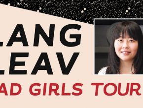 Lang Leav 'Sad Girls' Book Tour in Manila