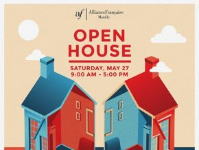 Alliance Française de Manille's Open House on May 27