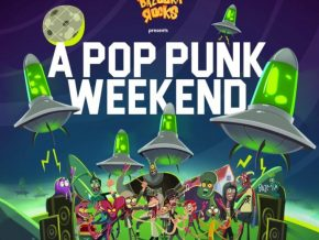 A Pop Punk Weekend in Manila featuring The Maine and State Champs