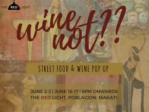 Wine and street food come together once more at 'Wine Not' on June 2-3