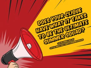 Gather the squad and be the Ayala Malls Ultimate Summer Squad