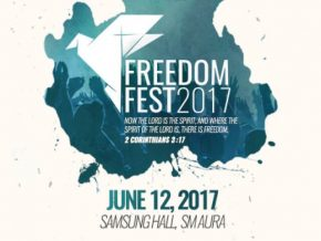 Celebrating Love of God at Freedom Fest 2017