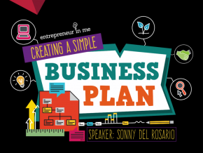 'Creating a Simple Business Plan' Workshop by Globe myBusiness Academy