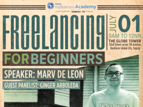 Freelancing for Beginners Workshop on July 1 in BGC