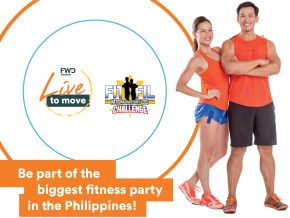 Live to Move: Join the Biggest Nationwide Fitness Goal!