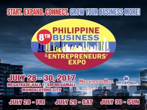 Business and Entrepreneur's Expo on July 28 to 30