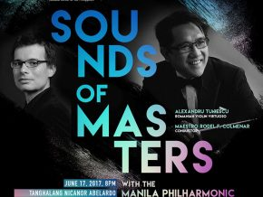 'Sounds of Masters' with Manila Philharmonic Orchestra at CCP