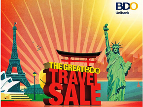 The Great BDO Travel Sale: Discounted airfares to New York, Tokyo, Paris and Seoul