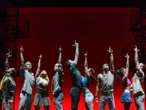 'West Side Story' Broadway Classic in Manila