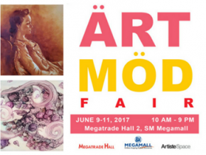 ART MÖD Fair on June 9 to 11 at SM Megamall
