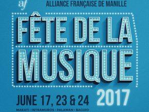 23rd Fête de la Musique in the Philippines: The Main Stages