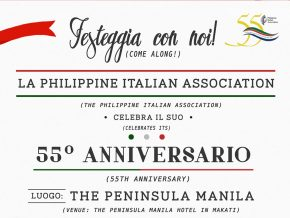 Philippine-Italian Association at 55: 5 decades of cultural exchanges