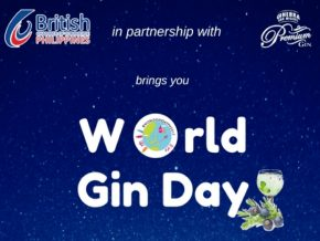 World Gin Day 2017: Gin, food, and prizes from the BCCP