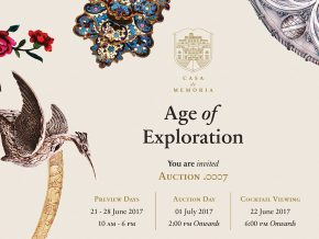 The Age of Exploration at Casa de Memoria: An art voyage across time and distance