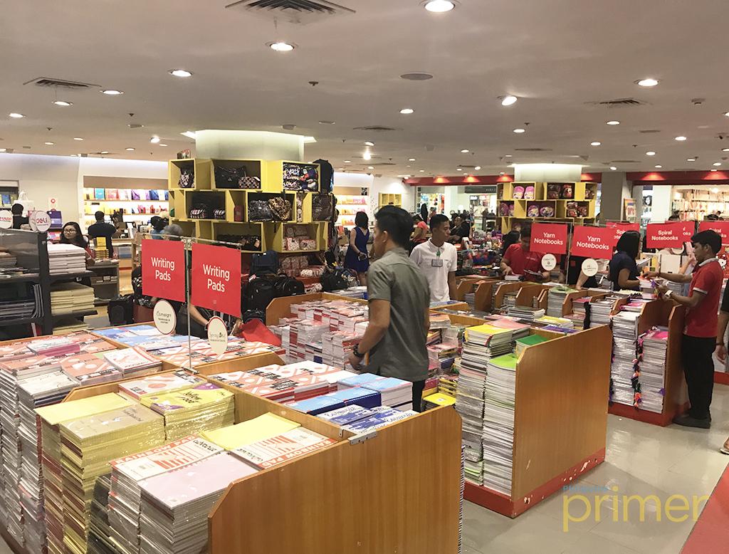 National Book Store Glorietta 1 Branch