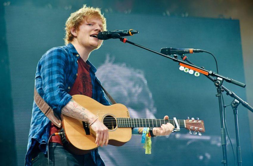 Ed Sheeran Tour Usa