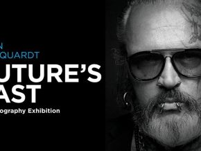Sven Marquardt's Future's Past Exhibit on June 29