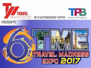 Travel Madness Expo 2017 at SMX Convention Center, Pasay
