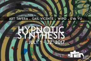 Artery Art Space presents Hypnotic Synthesis on July 1-22