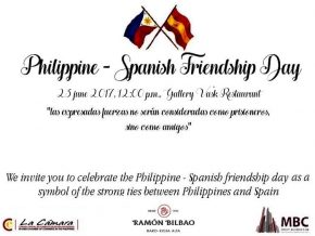 Philippine-Spanish Friendship Day on June 23