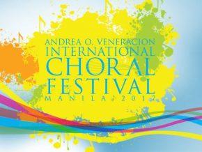 3rd Andrea O. Veneracion International Choral Fest at CCP