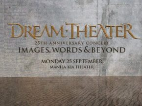 Dream Theater Live in Manila