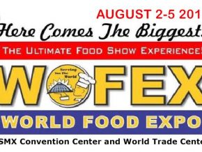 World Food Expo 2017 at the World Trade Center