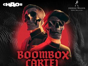 Chaos Manila brings in international DJ duo Boombox Cartel on July 28
