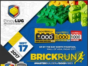Brick Run 2017 in SM by the Bay