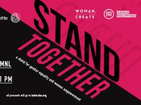 HeForShe: Stand Together with Woman Create on July 15
