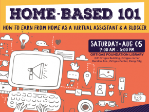Home-based 101: How to Earn from Home as a VA and a Blogger