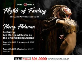 Ibong Adarna: Ballet Manila's 22nd Performance Season