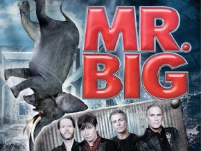 Defying Gravity World Tour: Mr. Big Live in Manila 2017