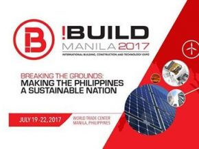 I BUILD Manila 2017: Connecting Builders of Nations