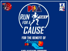 PBA Run for a Cause Year 8