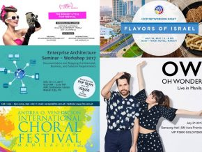 July 17-23: Events Happening This Week