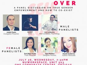 Blame Game Over: A Gender Empowerment event