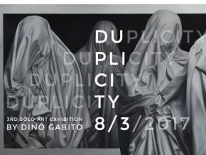 Art Exhibition at Alliance: Duplicity by Dino Gabito on August 3