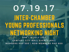 Inter-Chamber Young Professionals Networking Night