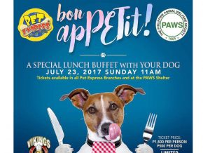 Bon ApPETit: PAWS Charity Lunch at Vikings