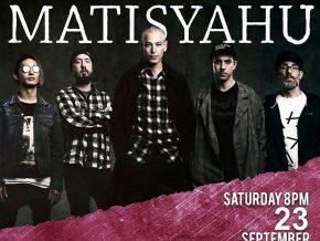 Matisyahu Live in Manila!